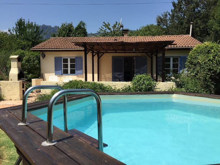 La Petite Maison Jaune, La-Roque-en-Provence