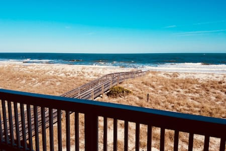 NEW CONSTRUCTION oceanfront condo w/ POOL!!!