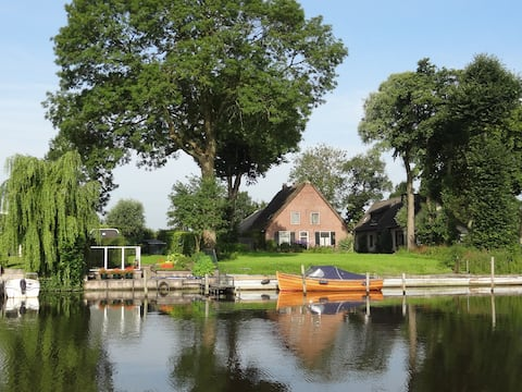 Quiet apartment Soest countryside central Holland