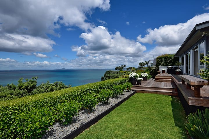 Luxury Relaxing Holiday House - Unforgettable View - Whangaparaoa - Casa