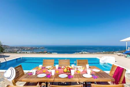 Villa Jaelyn - Agia Pelagia, Crete - Agia Pelagia