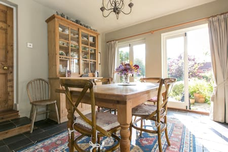 Delightful Double with Ensuite - Sulhamstead - Bed & Breakfast