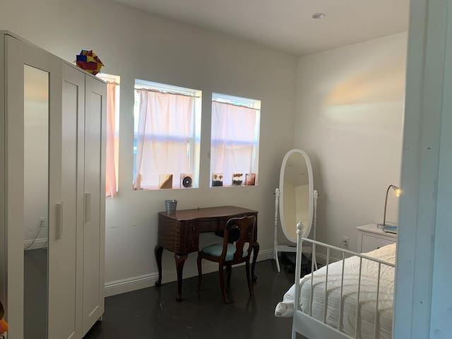 Less is More - Clean and basic new room!