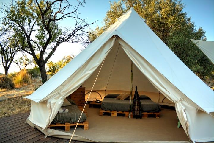 Shauri Glamping, campeggiare a Noto è cool!