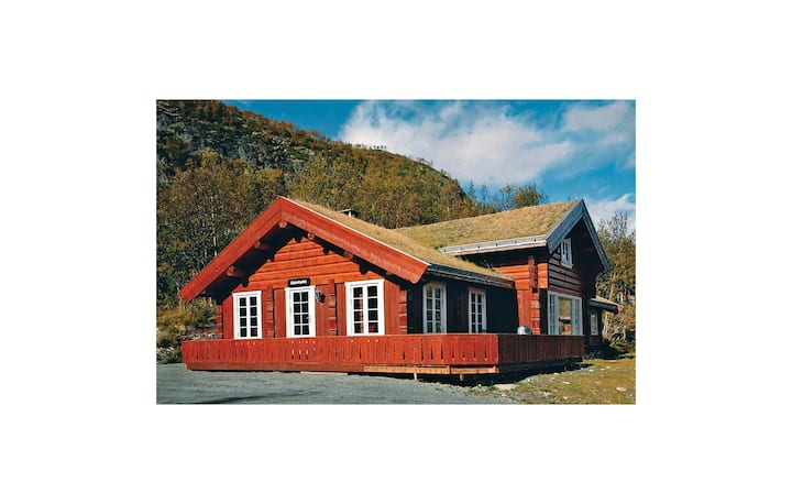 Awesome home in Hemsedal with Sauna, WiFi and 6 Bedrooms
