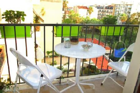 bonheur et quietude - Niza - Apartamento