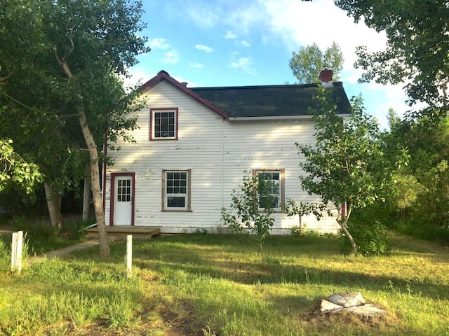 Quaint historic house, with fully renovated interior.