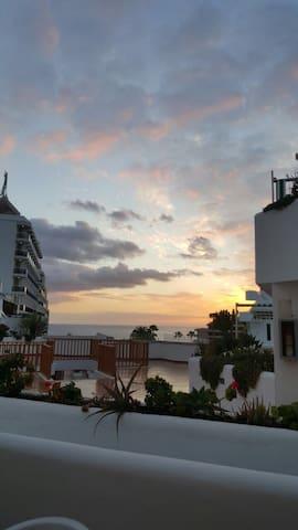 В самом центре лас Америкас пляж - Коста Адехе - Apartamento