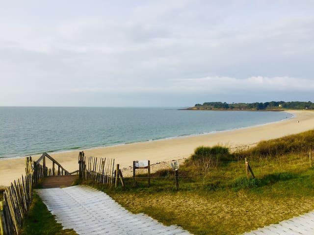 Arzon maison - 2ch 4pers - plage 200m accès direct