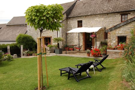 Les Matins Clairs 2 LAST MINUTE OFFER - Dinant - Haus