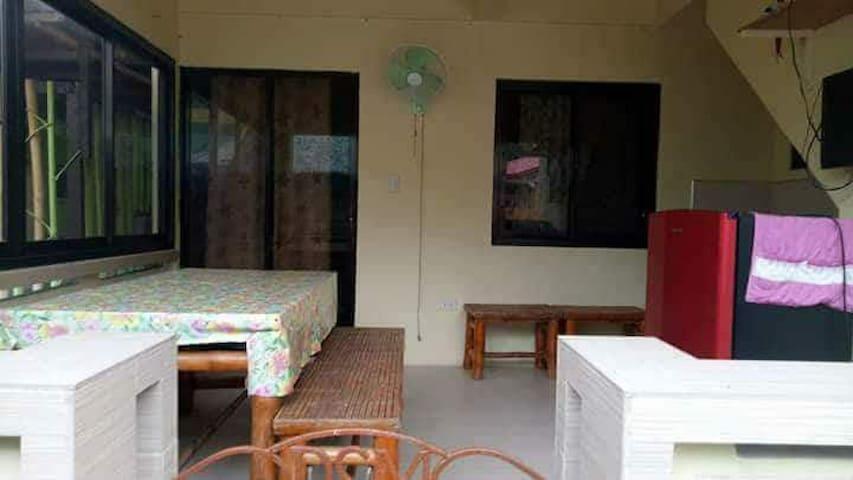 Mhardies ground floor,  Laiya  San Juan Batangas