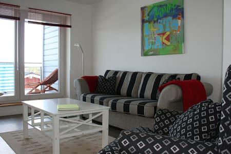 Apartment für 2 mit Nordseeblick - Dagebüll - อพาร์ทเมนท์