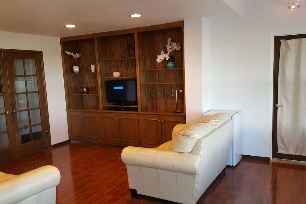 Guest Suite - living room