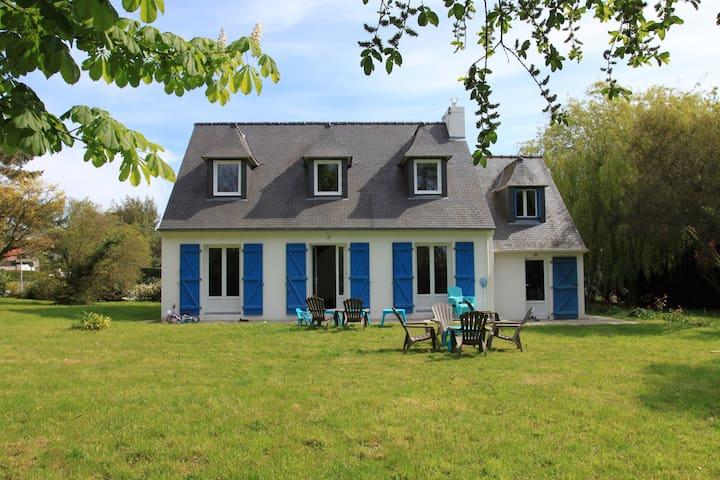 Self-Catering Seaside cottage - Fréhel - Hus