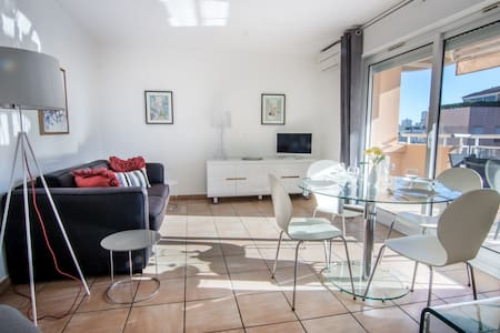Cannes Palm Beach Apartment - Cannes - Wohnung