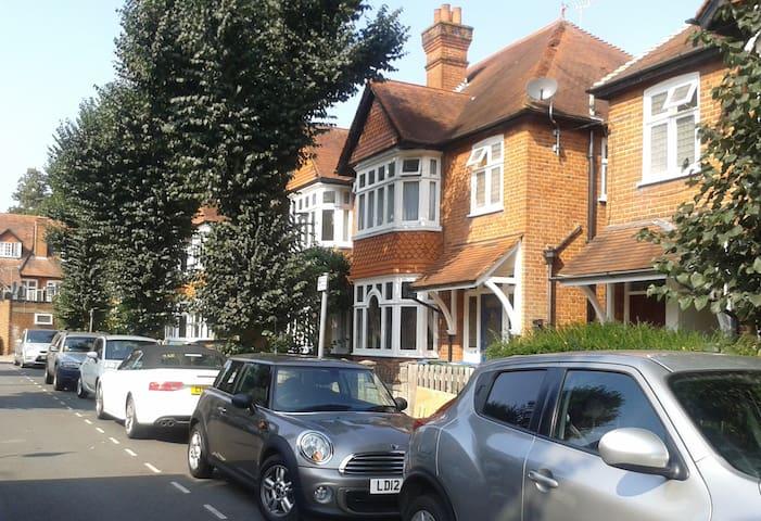 Edwardian Home: family room: 30 mins London