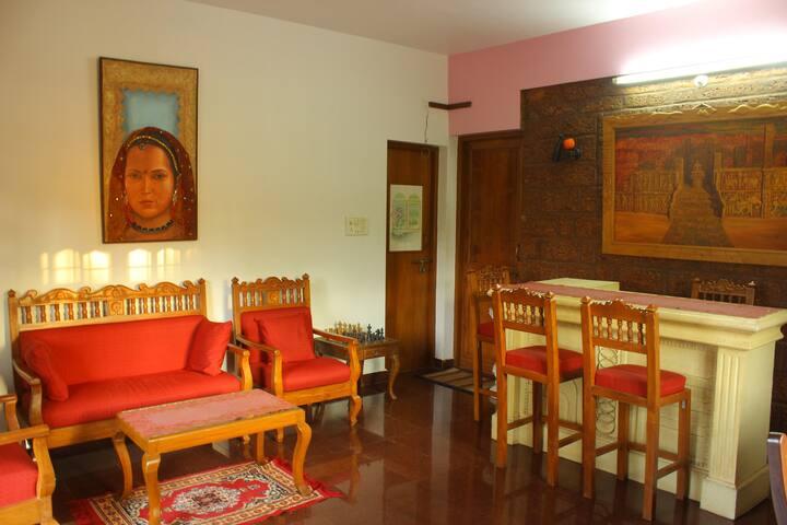 Luxurious 2 BHK Farm Stay at Saligao Goa - Saligao - Villa