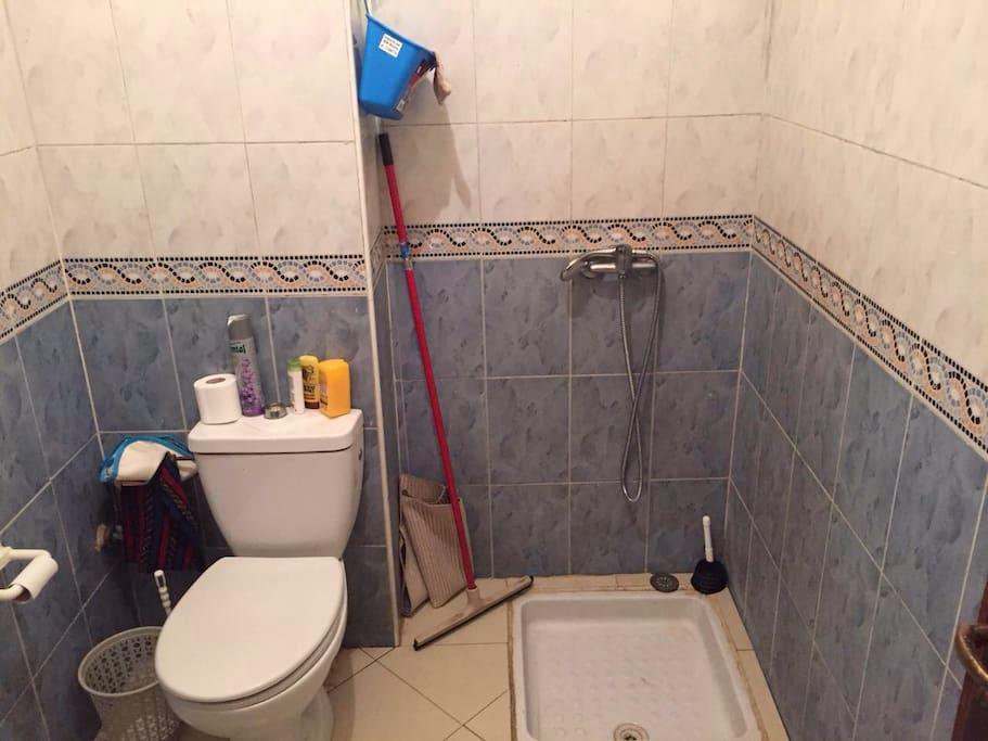 WC-douche