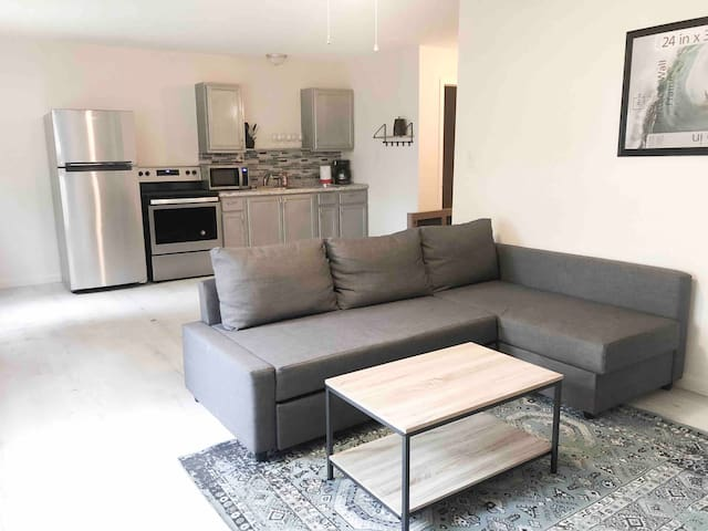 NEWLY REMODELED GUESTHOUSE CLOSE TO DOWNTOWN