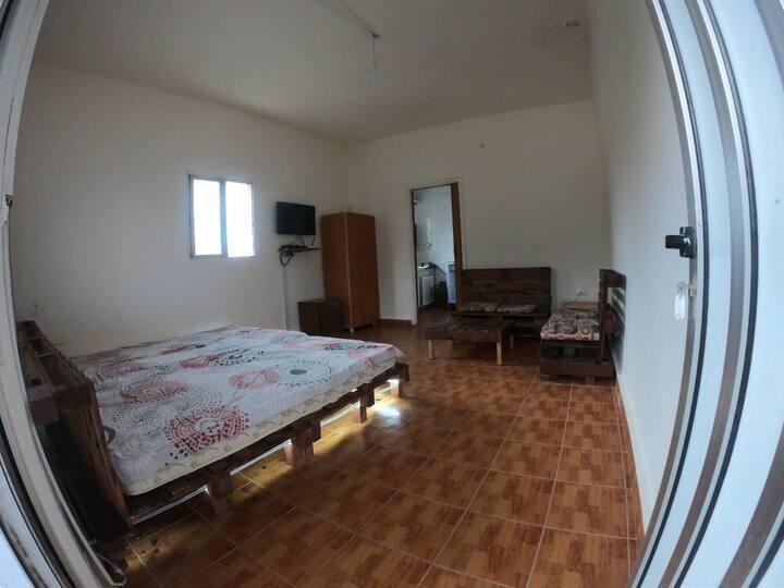 Infinite room