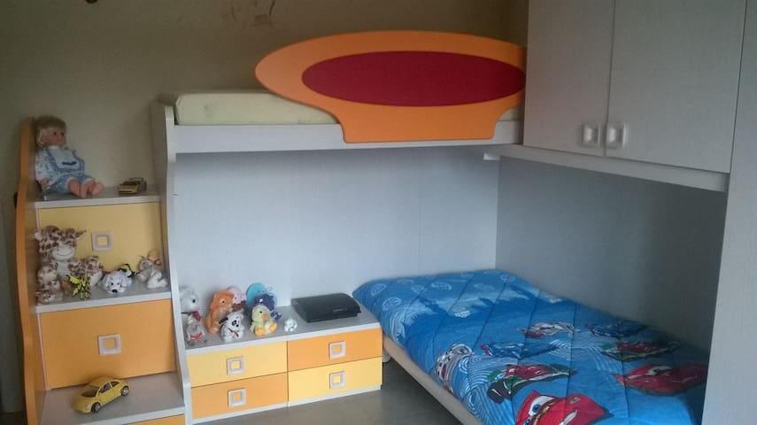 Stanza 2 posti letto in Bra (CN) - Bra - Apartament