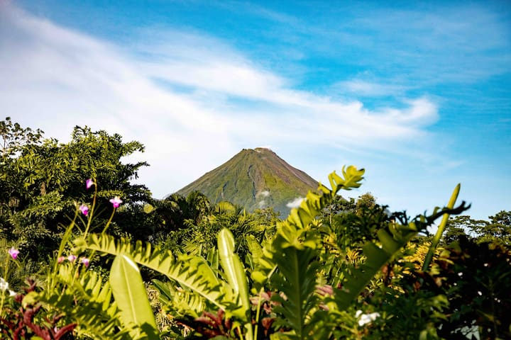 1 ARENAL GLAMPING- Eco experience Downtown Fortuna