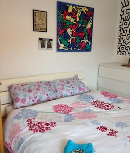 Bright airy double room - Greenford - Haus