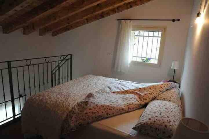 Camera Chiocciola B&B Bosco Antico
