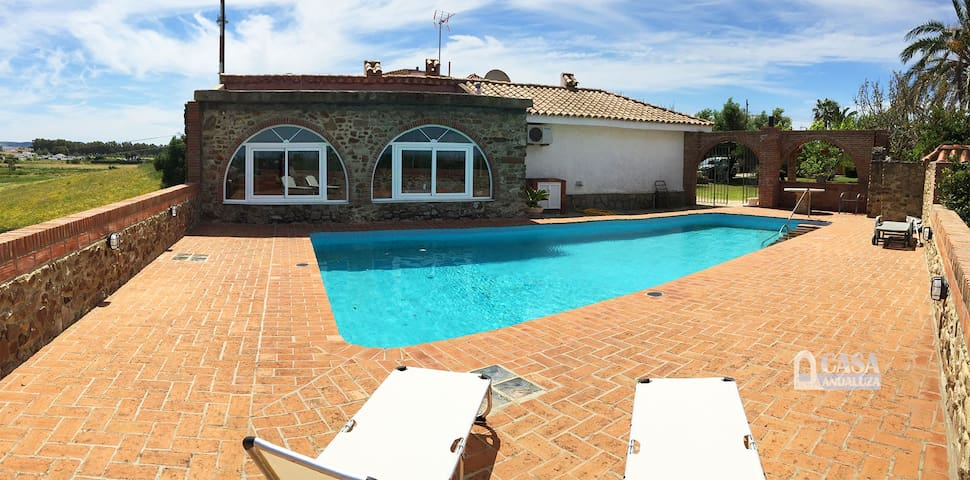 Villa for 8 with private pool, Fuente del Gallo - Conil de la Frontera - Villa