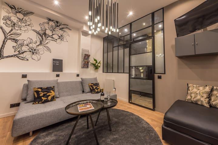 Cosy flat in Paris center - La fayette