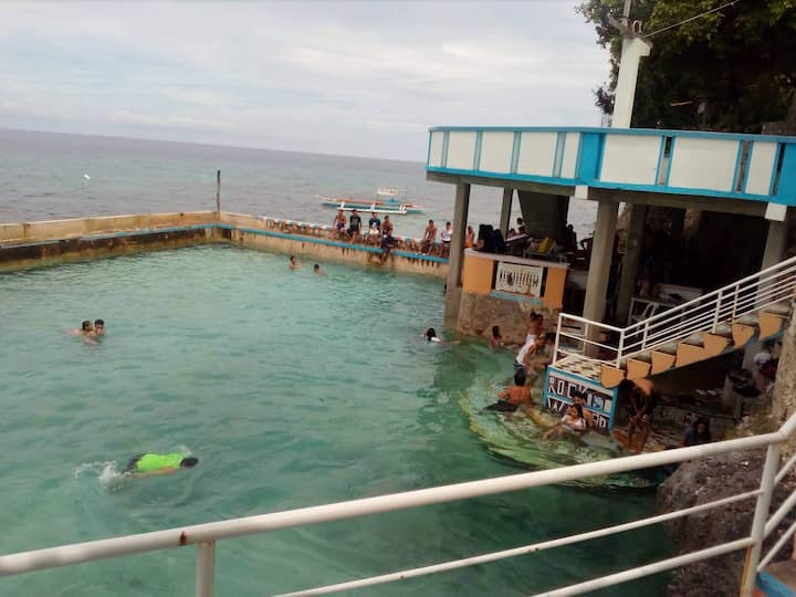 Nature Spring Water and Sea Adventure in Dalaguete