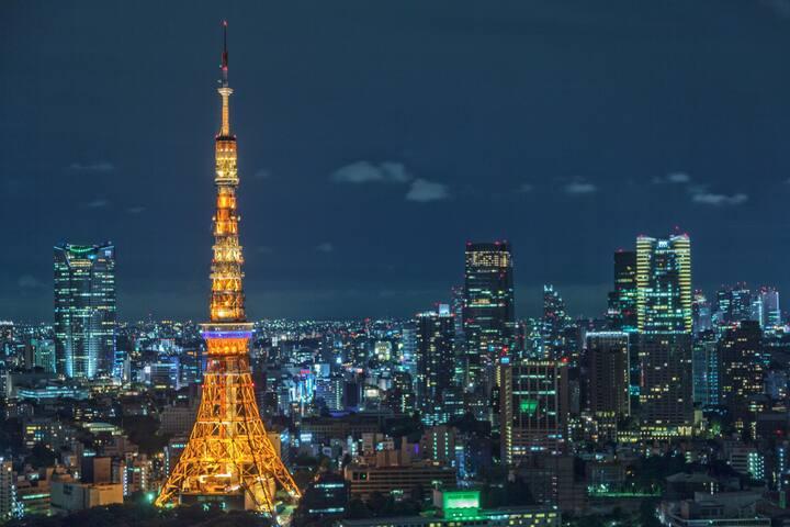 5minute WALK Akasaka Station!! Heart of TOKYO!!!