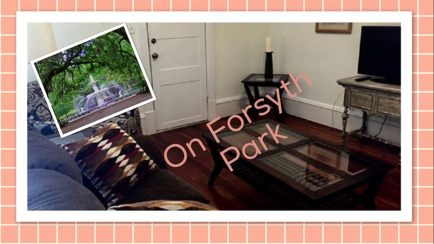 Forsyth Park Drayton Apt.