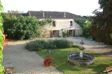 Spacious cottage Chez Mimi in Périgord, Dordogne - Mareuil - Chatka