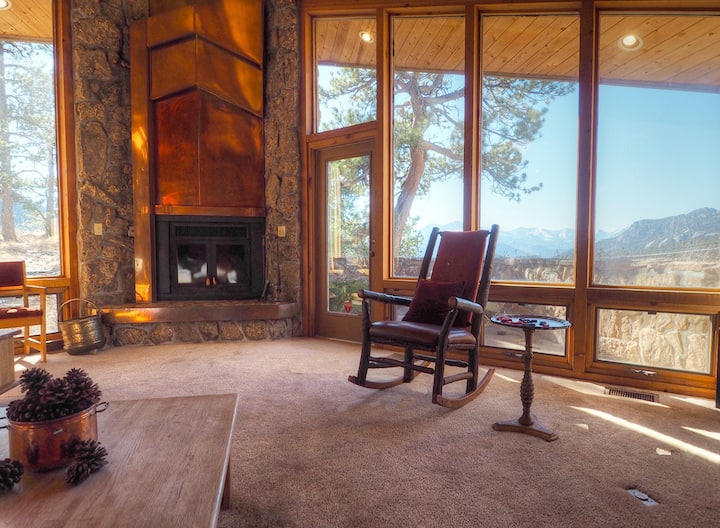 Stutzhaven in the Mountains - Gorgeous Views of the Continental Divide! -- EV #3436