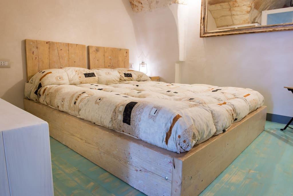 Casetta del pescatore chiglia bed breakfast in affitto - Tastiera del letto ...