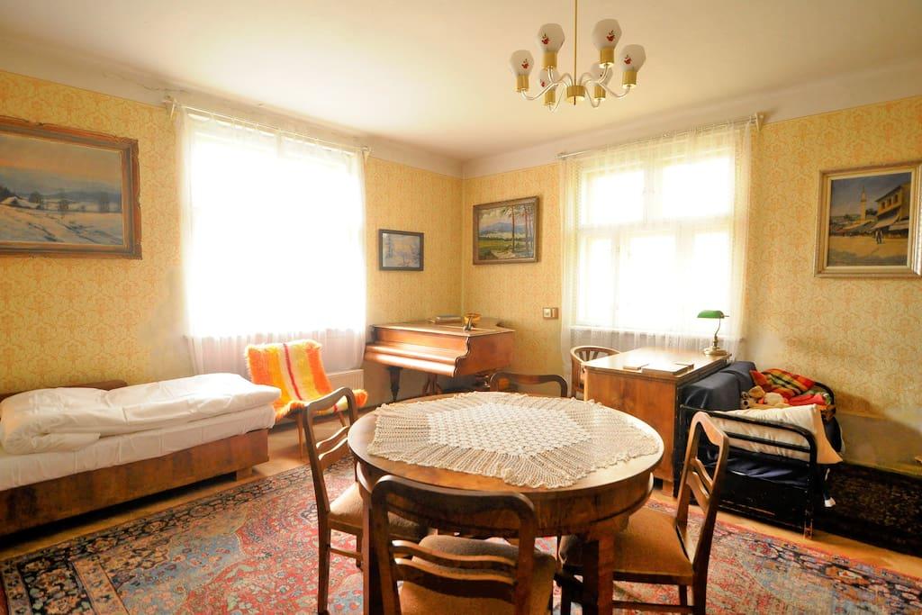Living room / Wohnzimmer / Obývací pokoj