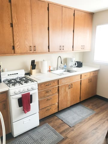 Month to month stays welcome! Williston, ND!
