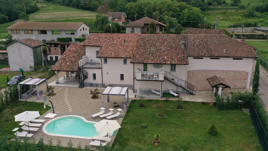 Country Resort Design nel Monferrato