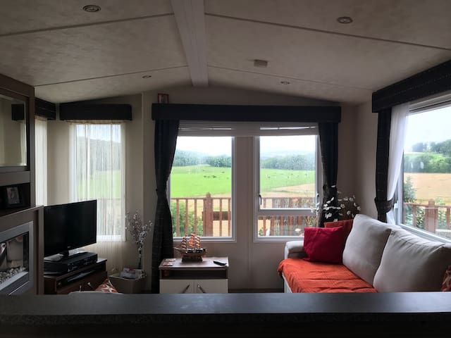 Unique Ayrshire Holiday Home