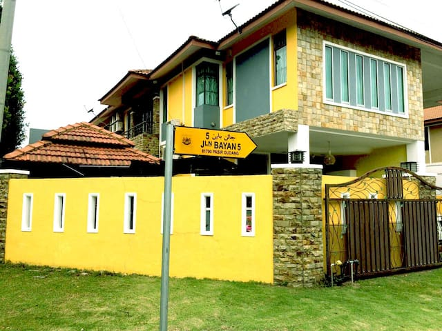 Sherry Home Stay Pasir Gudang - Masai - House