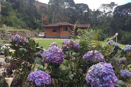 Casa na serra de Friburgo - Recanto do Sossego - Nova Friburgo - Maison