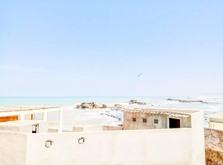 Riad Dialna chambre blanche