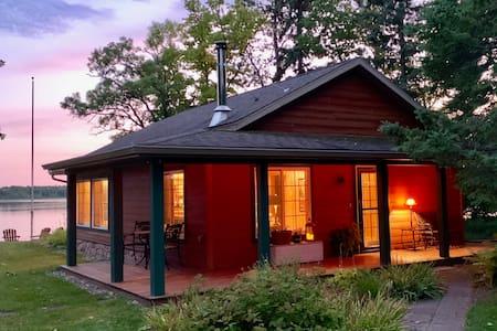 Relaxing Lakeside Sanctuary