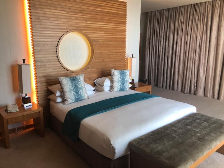 Executive Suite at Oubaai Hotel