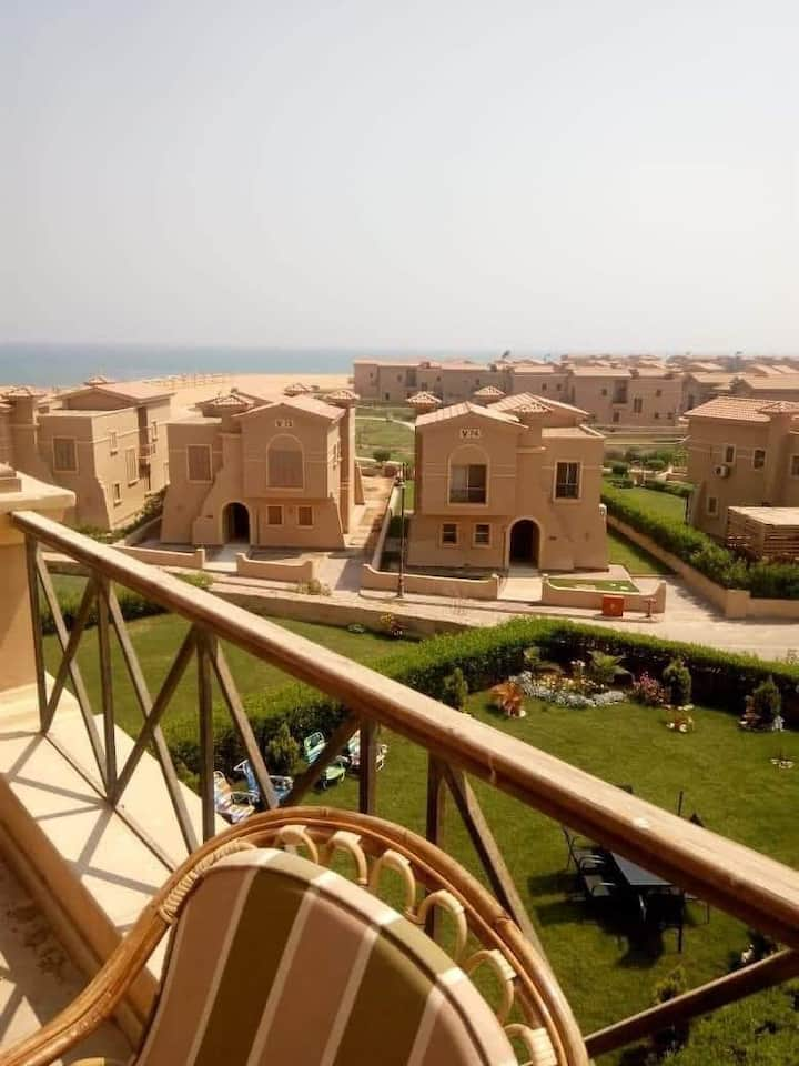 Luxury Challet in El Ain El Sokhna..Piacera Resort