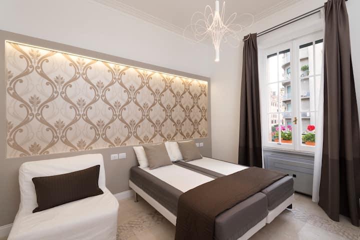Double room en suite bath - VS02