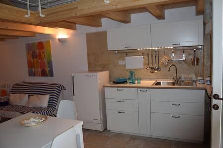 Appartamento storico soppalcato - Apartment