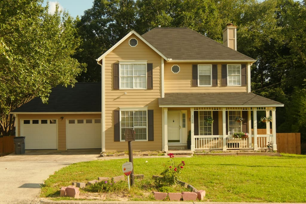 Fantastic Home1 4 Bedrooms 5 Beds Atlanta 1 Houses
