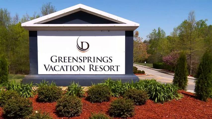 Williamsburg 2BR Greensprings Vacation Resort - Williamsburg - Kondominium